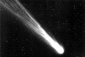kakie kometi priblizhalis k zemle