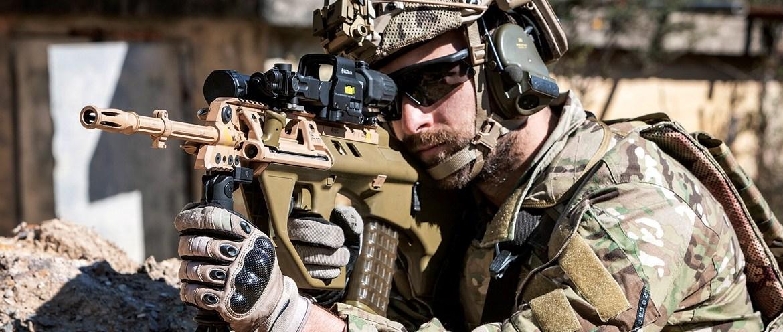 Força de Defesa Australiana adquire 8.500 espingardas adicionais EF88 Austeyr