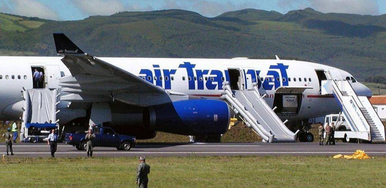 E se o combustível do avião acabar? Airbus voou 120 km até pousar
