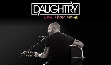 Chris Daughtry lança concertos virtuais beneficiando locais de música, fala sobre novas músicas
