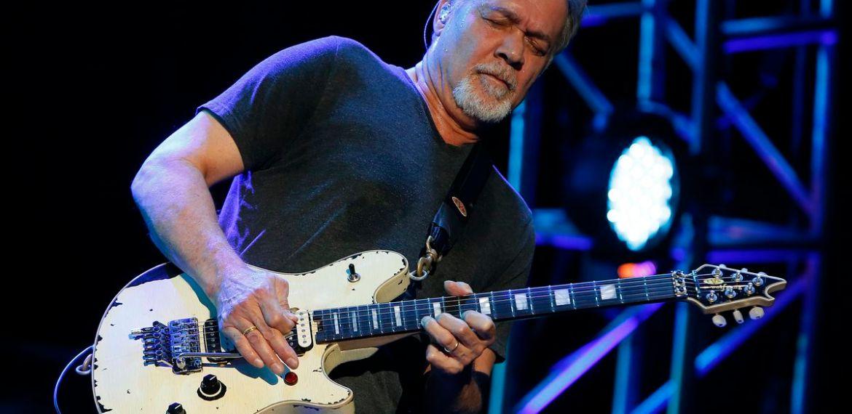Eddie Van Halen morre aos 65 anos vítima de cancro