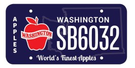 washington apple license