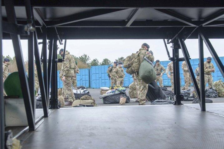 Covid-19: tropas do Reino Unido são enviadas a Liverpool para operação de teste em massa