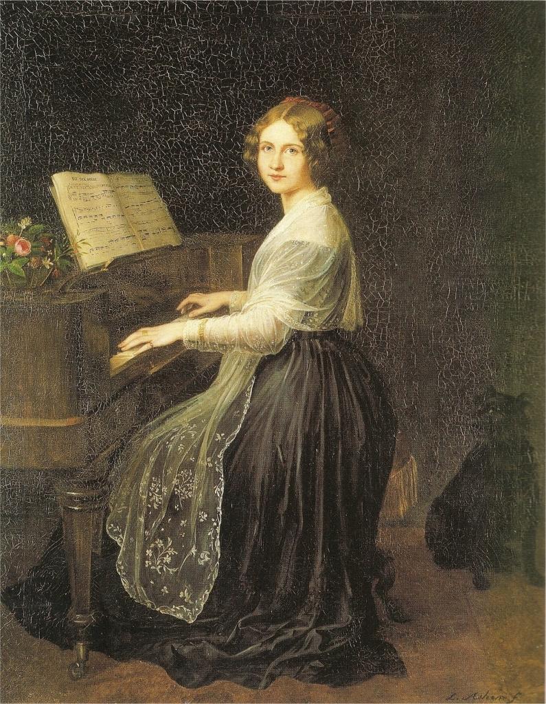 Jenny Lind JLAsher 1845