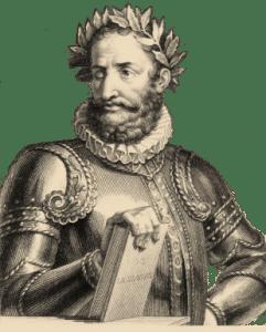 Luis de Camoes por Francois Gerard