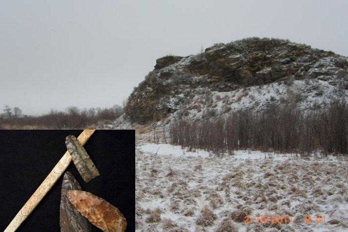 Enterro de Clovis no local de Anzick e novas perguntas sobre os primeiros habitantes da América do Norte