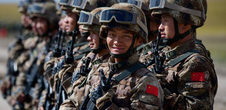 Modernização militar da China