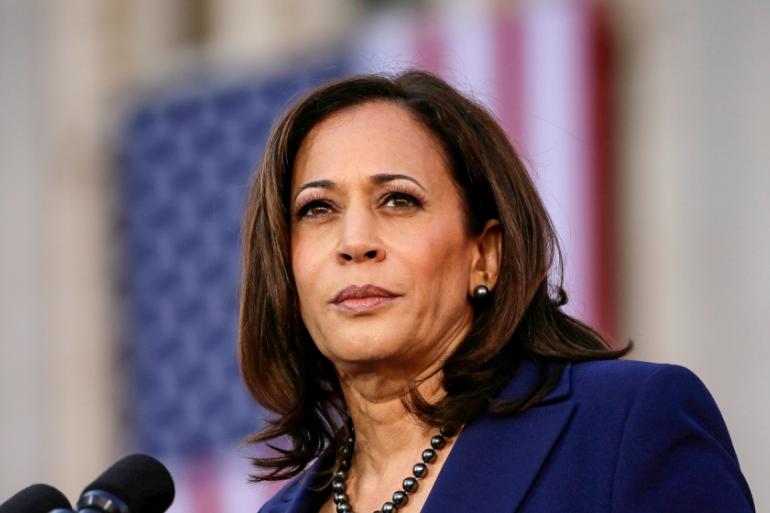 Kamala Harris renuncia da cadeira no Senado antes da posse