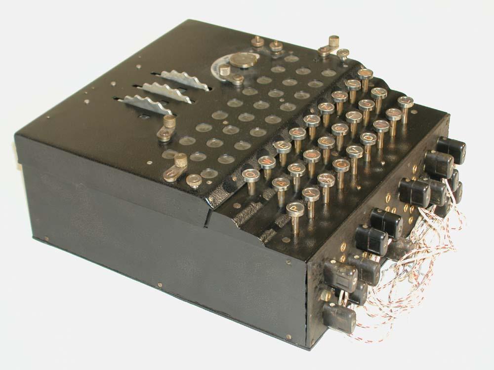 Enigma 1923 Deutschland