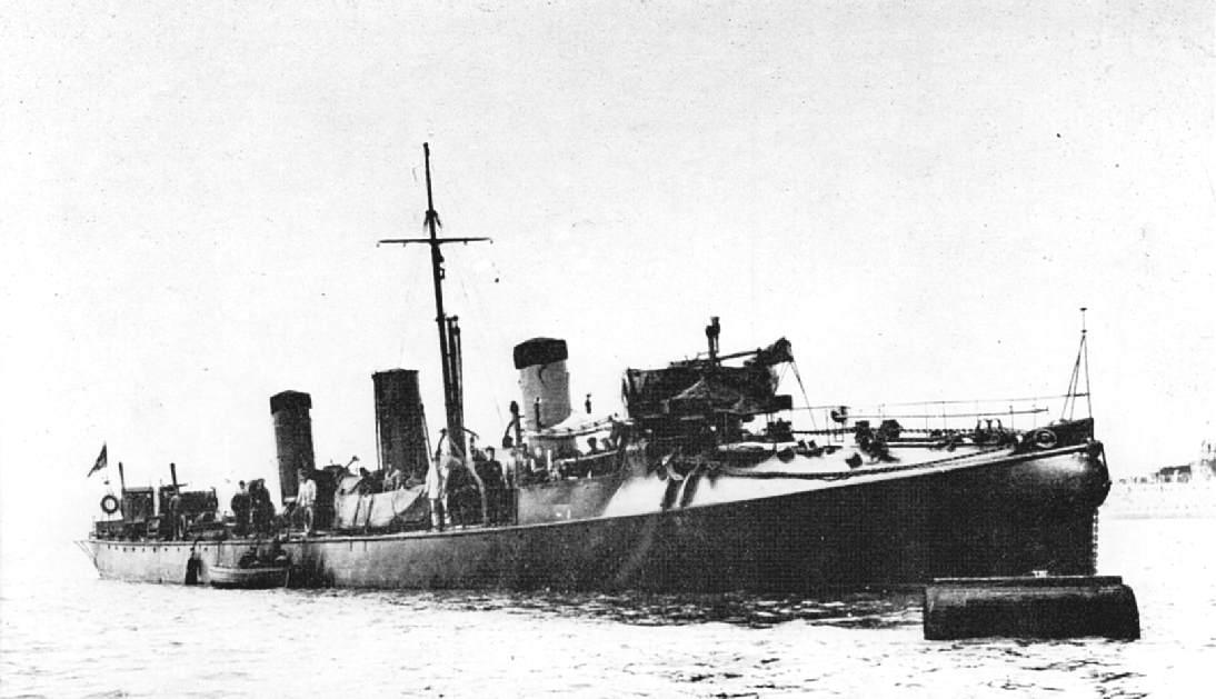 HMS Havock 1893