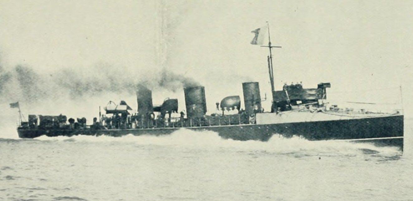 HMS Viper 1899