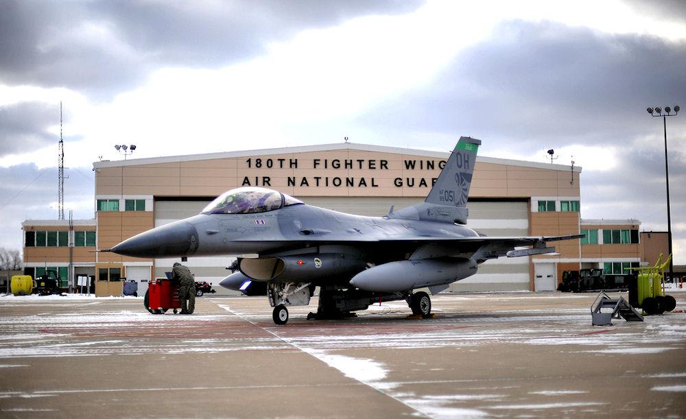 112th Fighter Squadron General Dynamics F 16C Block 42E Fighting Falcon 89 2051