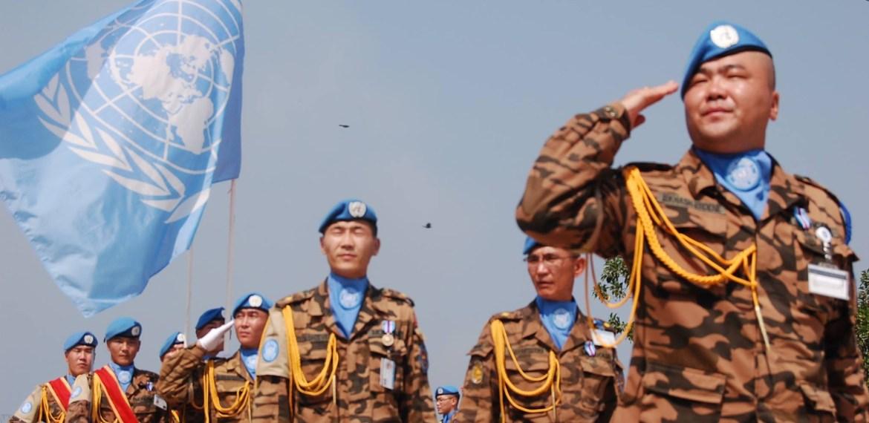 Diplomacia militar da Mongólia e equilíbrio geopolítico