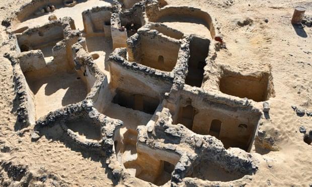 Antigas ruínas cristãs descobertas no Egito revelam 'a natureza da vida monástica'