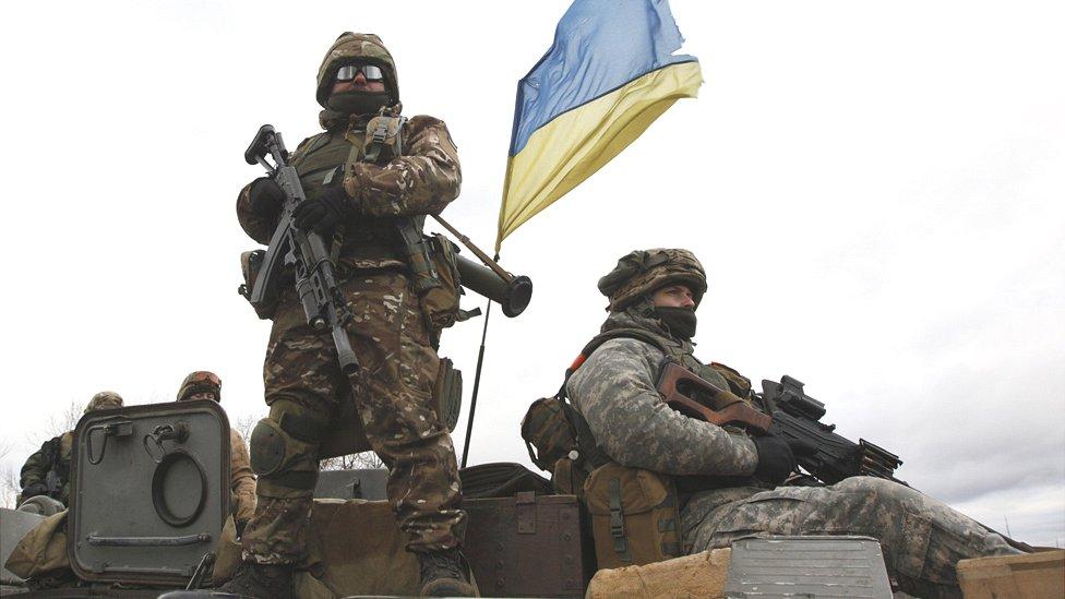 5 coisas a saber sobre a crise Rússia-Ucrânia