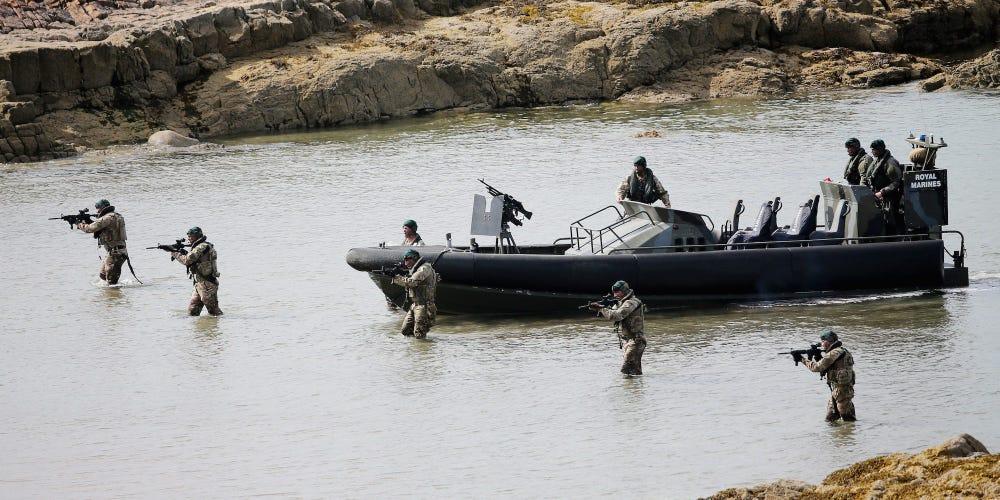 Por décadas, as unidades de operações especiais dos EUA copiaram os britânicos, mas agora a situação está mudando