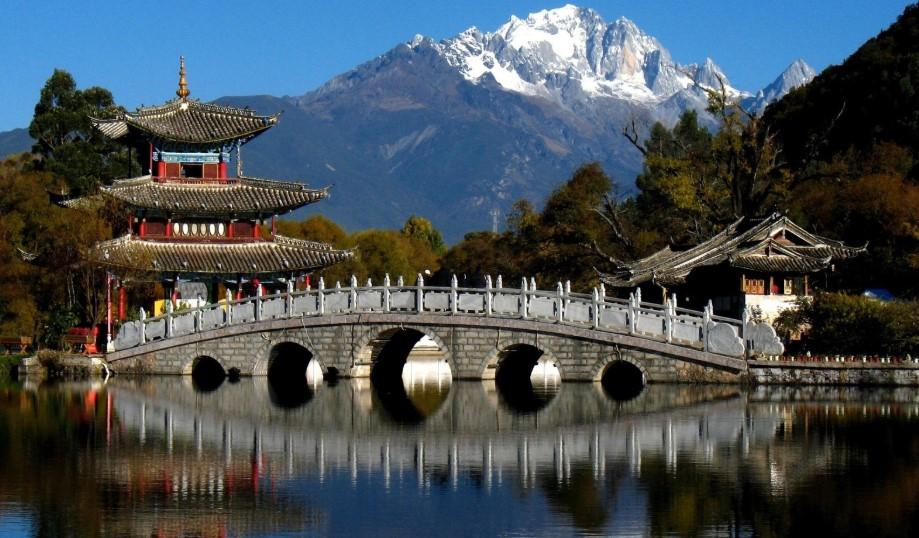 arquitetura asiatica construcao chinesa