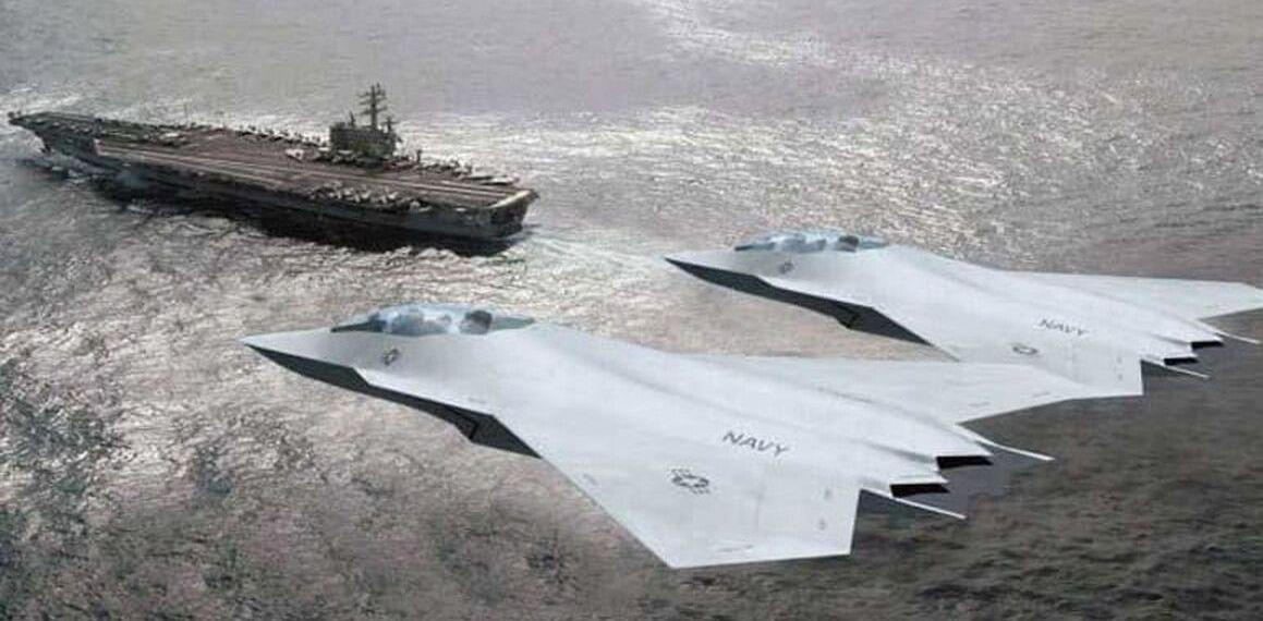 Aqui está a tecnologia que definirá o novo caça a jato secreto da Força Aérea