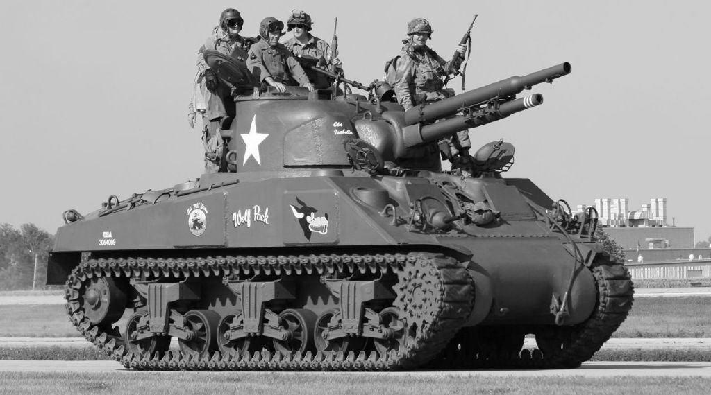 8 Razões pelas quais o tanque Sherman foi o melhor tanque da 2ª Guerra Mundial