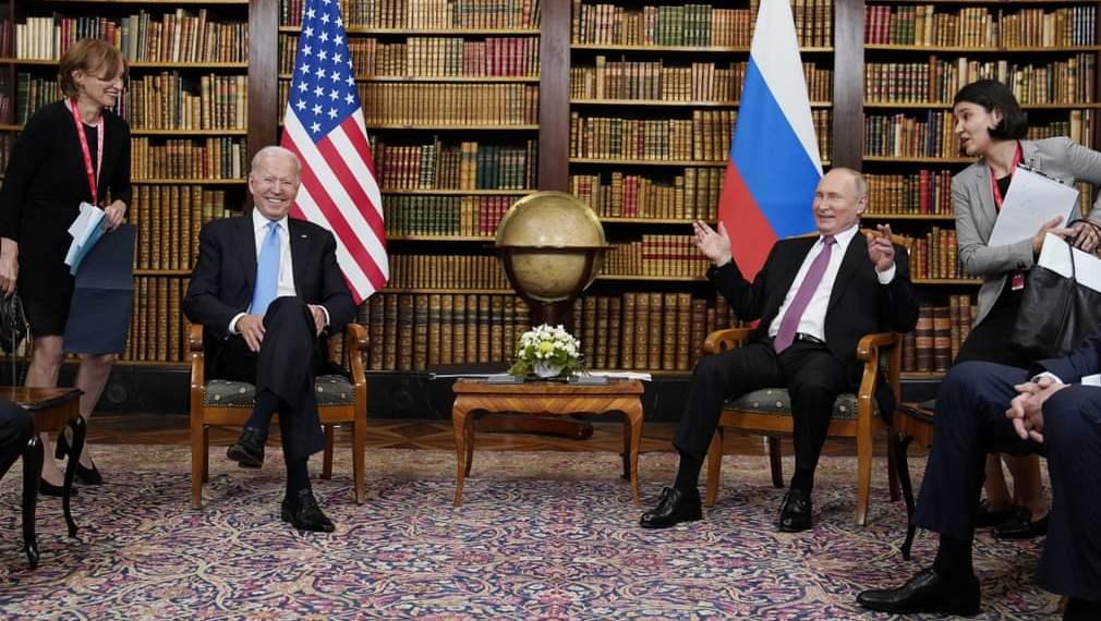 Biden conhece Putin: América, Rússia e o retorno da diplomacia em Genebra