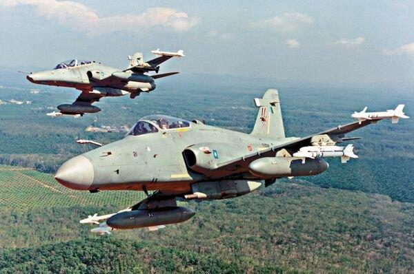 Malásia utiliza aeronaves Hawk 208 para enfrentar esquadrão Chinês sobre o Mar da China Meridional