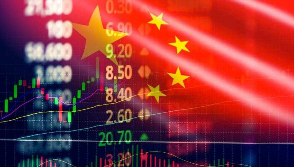 Estes gráficos mostram o aumento dramático da dívida da China