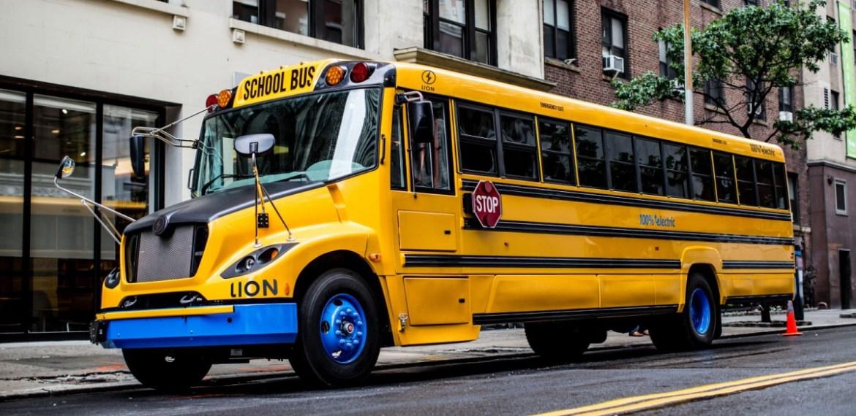 Benefícios dos Bus escolares elétricos