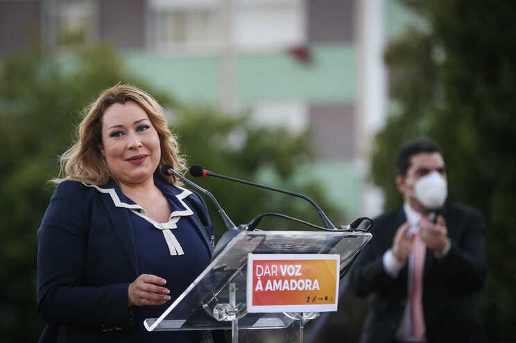 Suzana Garcia compromete-se a tornar Amadora um concelho mais seguro