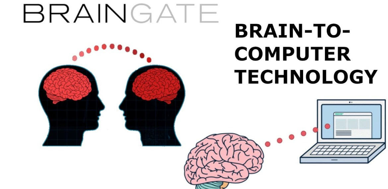 BrainGate: interface cérebro-computador sem fio de alta largura de banda para humanos