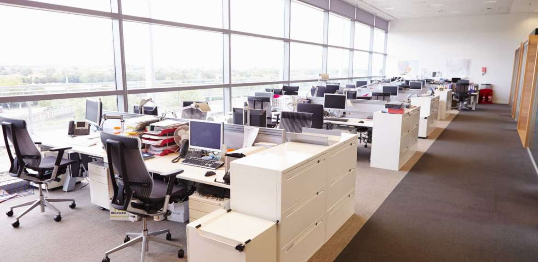 Cuidado com o escritório abandonado e suas vulnerabilidades de segurança