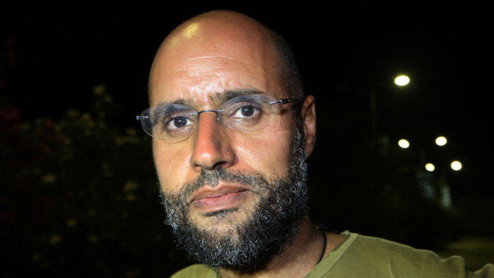 Wagner: Filho de Kadhafi enfrenta prisão por causa de mercenários russos