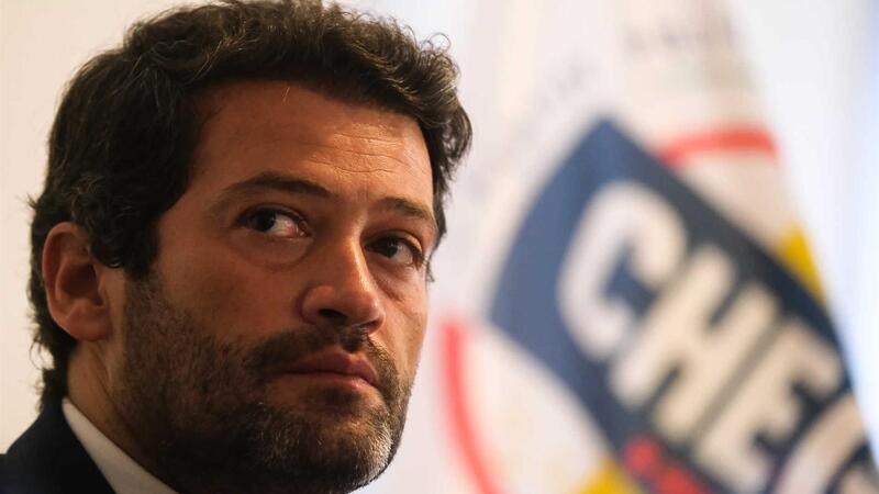 """André Ventura: """"Mapa político português nunca mais será o mesmo depois destas eleições autárquicas"""""""