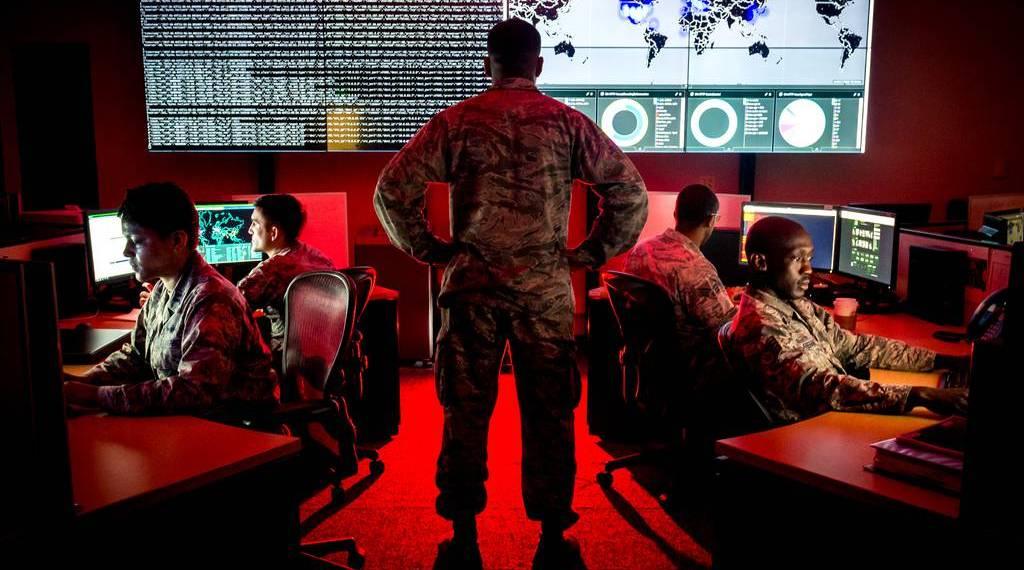 Força Aérea com novas equipas de defesa cibernética nos seus esquadrões de comunicações