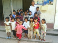 Volenteer School, Siem Reap, Cambodia