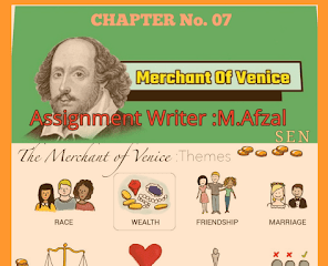 The Merchant of Venice |Questions, Summary 10