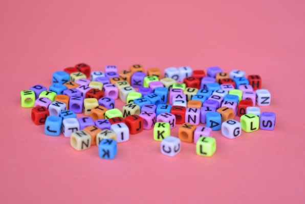 What is the difference between a letter and an alphabet?