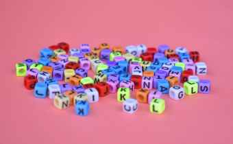 What is the difference between a letter and an alphabet? 200
