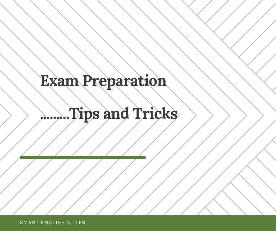 How to Prepare for Exam: Tips and Tricks 2