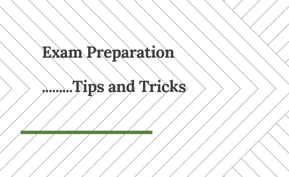 How to Prepare for Exam: Tips and Tricks 1