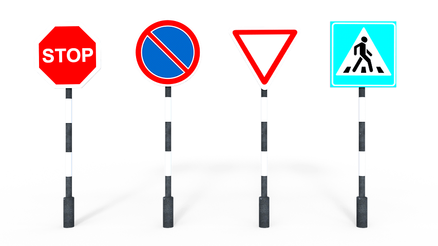 The Rule of The Road