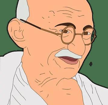 Essay on Mahatma Ghandhi 1