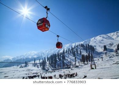 Winter in Kashmir Essay 1