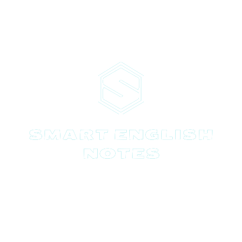 Smart English Notes