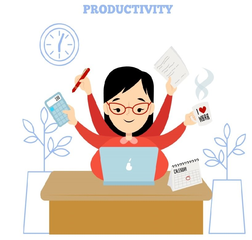 How to Increase Productivity at Work and Get More Done in a Day