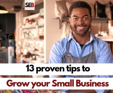 Proven tips to grow your small business