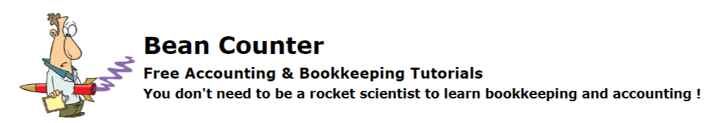 Learn basic accounting with free online bookkeeping courses in a fun humorous way.