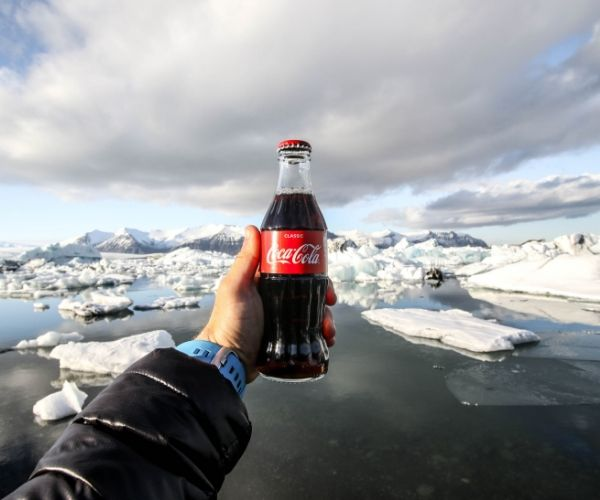 Ways to make emotional connections with your customers - brand name coca cola