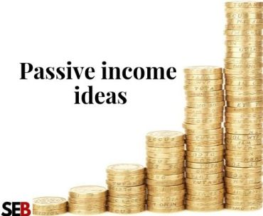 Passive income ideas to earn residual income
