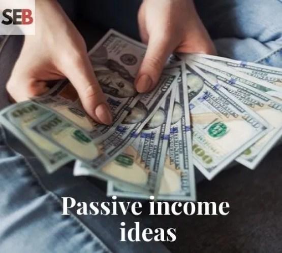 passive income ideas to make money in Nigeria