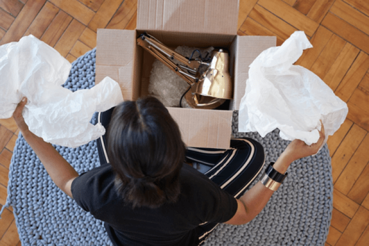 unboxing - ecommerce marketing campaign ideas for 2020